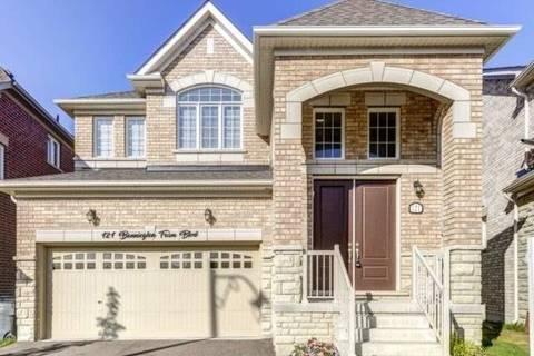House for sale at 121 Bonnieglen Farm Blvd Caledon Ontario - MLS: W4636110