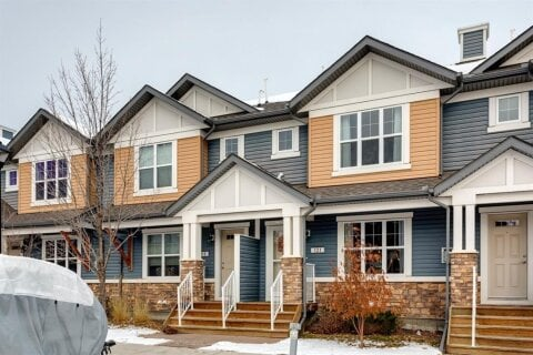 Townhouse for sale at 121 Chaparral Valley Gardens   SE Calgary Alberta - MLS: A1049301