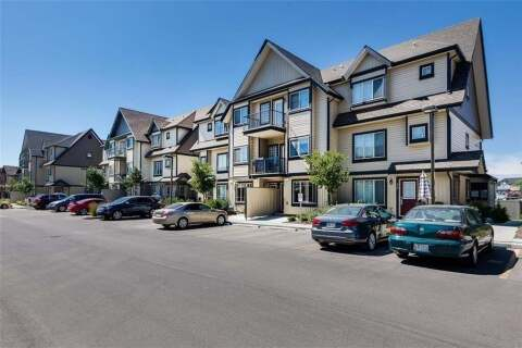 Townhouse for sale at 121 Copperpond Common SE Calgary Alberta - MLS: C4304873