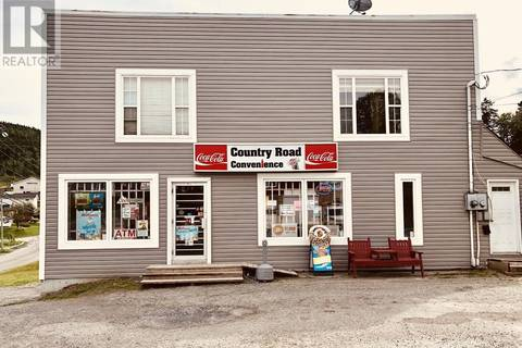 Commercial property for sale at 121 Country Rd Corner Brook Newfoundland - MLS: 1180671