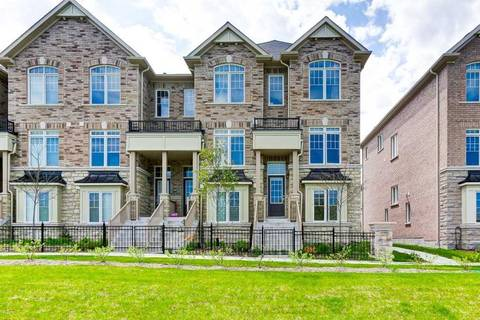 Townhouse for sale at 121 Dundas Wy Markham Ontario - MLS: N4473775