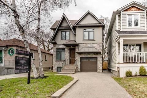House for sale at 121 Dunington Dr Toronto Ontario - MLS: E4424732
