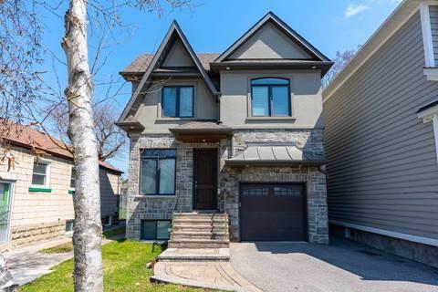 House for sale at 121 Dunington Dr Toronto Ontario - MLS: E4456538