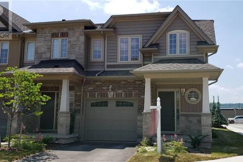 Townhouse for sale at 121 Dunrobin Ln Grimsby Ontario - MLS: 30734542
