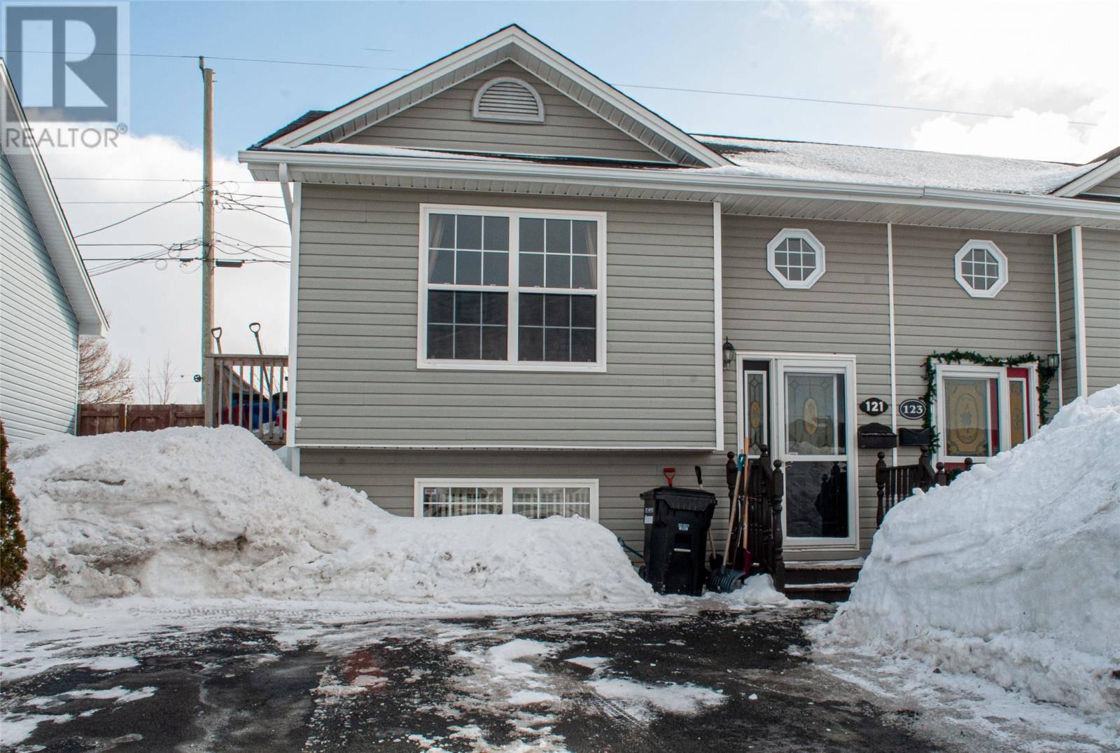 House for sale at 121 Edison Pl St. John's Newfoundland - MLS: 1211535