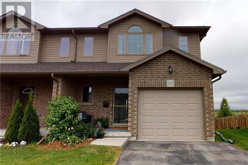 House for sale at 121 Edison St St. Marys Ontario - MLS: 30809967