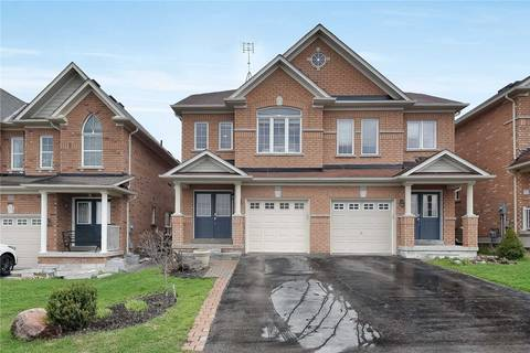 Townhouse for sale at 121 Four Seasons Cres East Gwillimbury Ontario - MLS: N4450451