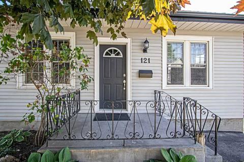 House for sale at 121 Gladstone Ave Oshawa Ontario - MLS: E4517911