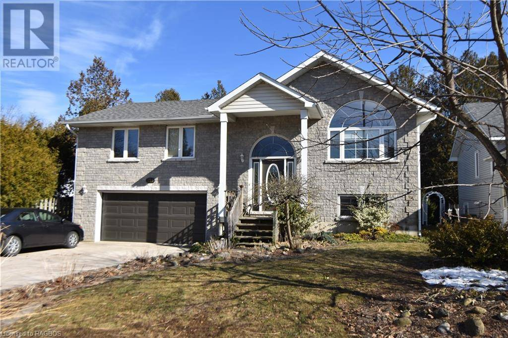House for sale at 121 Grenville St North Southampton Ontario - MLS: 252381