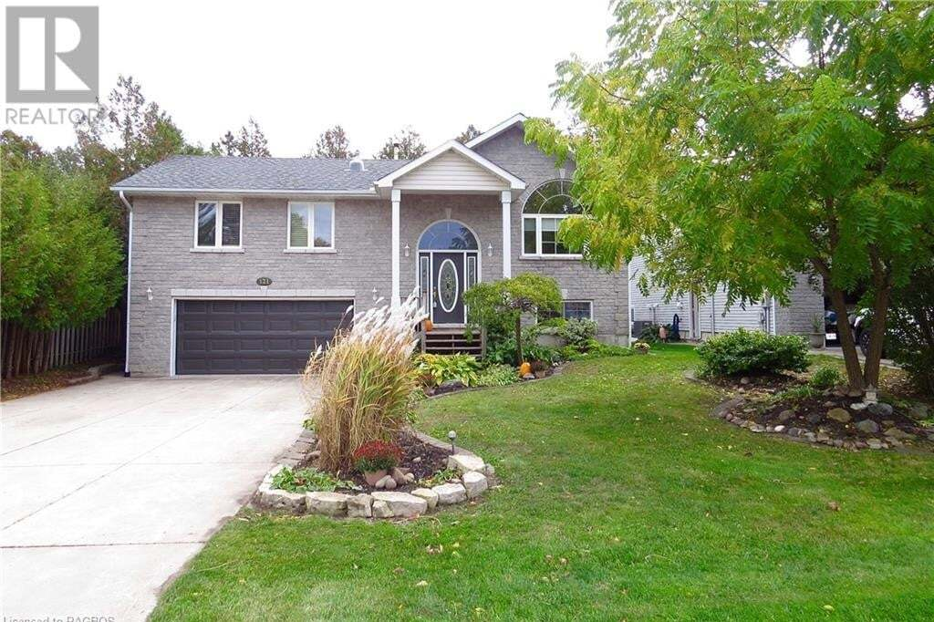 House for sale at 121 Grenville St North Southampton Ontario - MLS: 40028382