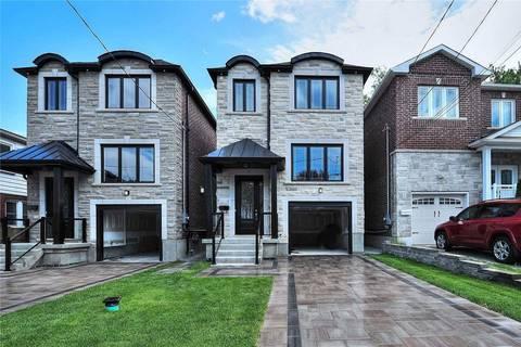 House for sale at 121 Harding Blvd Toronto Ontario - MLS: E4574103