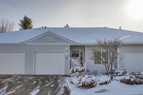 Townhouse for sale at 121 Hawkstone Manr Northwest Calgary Alberta - MLS: C4275519