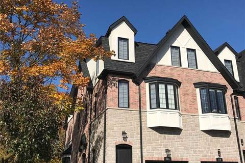 Townhouse for rent at 121 Hunt Ave Richmond Hill Ontario - MLS: N4620733