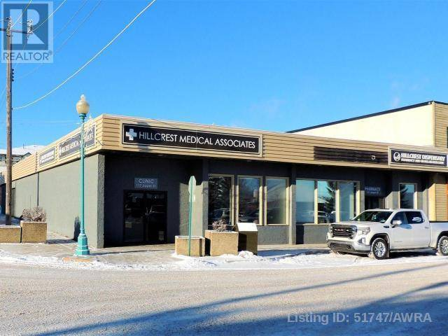 Commercial property for sale at 121 Jasper St Hinton Hill Alberta - MLS: 51747