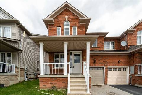 Townhouse for rent at 121 Livingston Rd Milton Ontario - MLS: W4694957