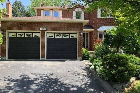 House for rent at 121 Martindale Ave Oakville Ontario - MLS: W4625314