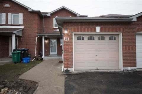 Townhouse for sale at 121 Meadowlark Dr Brampton Ontario - MLS: W4820626