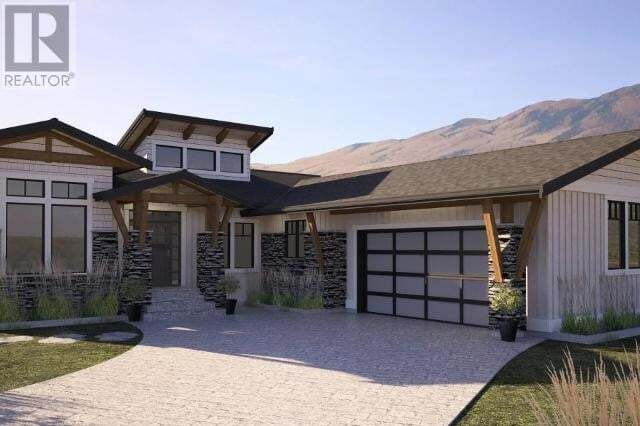 House for sale at 121 Ranchlands Court  Tobiano British Columbia - MLS: 156787