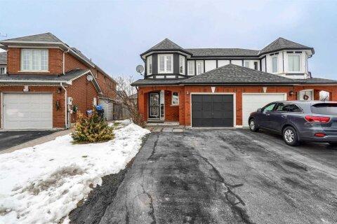 Townhouse for sale at 121 Sahara Tr Brampton Ontario - MLS: W5083643