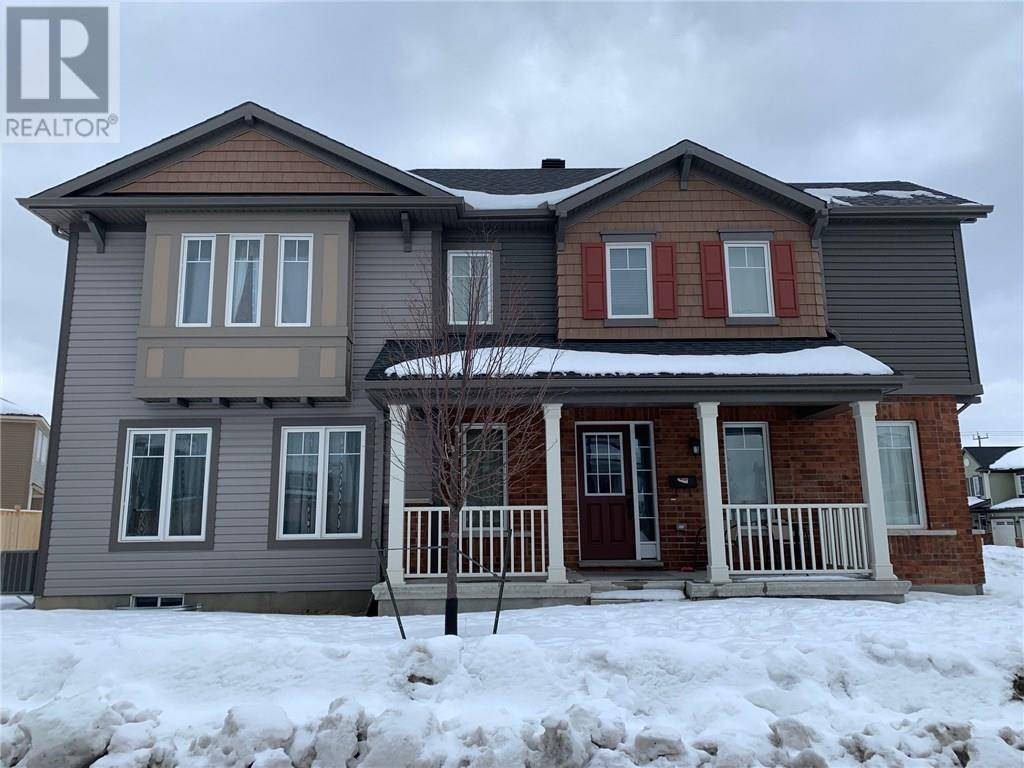Townhouse for rent at 121 Santolina St Stittsville Ontario - MLS: 1181416