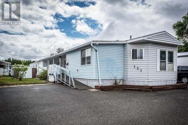 Home for sale at 121 Saturn Drive  Kamloops British Columbia - MLS: 156483