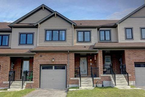 Townhouse for rent at 121 Scarletwood St Hamilton Ontario - MLS: X4649583