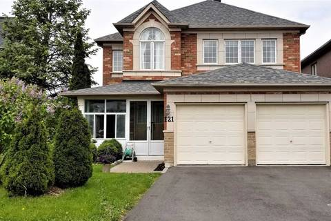 House for sale at 121 Shirley Dr Richmond Hill Ontario - MLS: N4594479