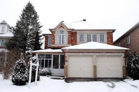 House for sale at 121 Shirley Dr Richmond Hill Ontario - MLS: N4710462