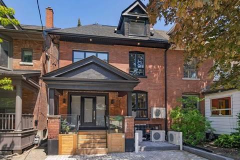 Townhouse for sale at 121 Sorauren Ave Toronto Ontario - MLS: W4733800