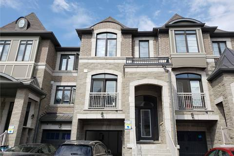 Townhouse for rent at 121 Sunset Terr Vaughan Ontario - MLS: N4508952