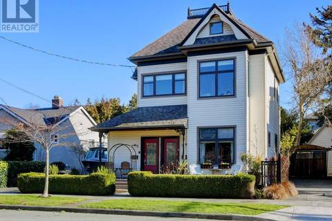 House for sale at 121 Turner St South Victoria British Columbia - MLS: 406121