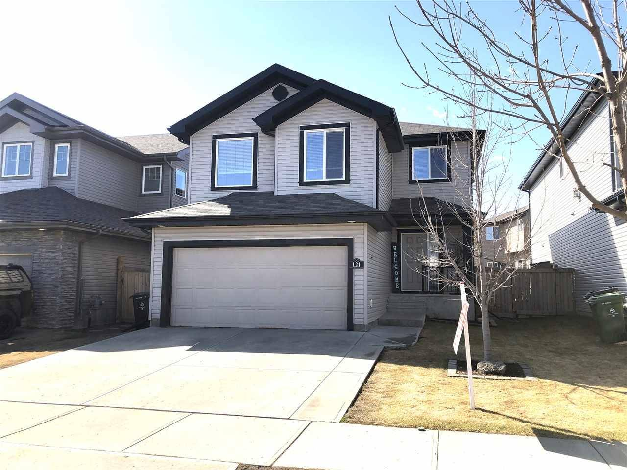 House for sale at 121 Wellington Pl Fort Saskatchewan Alberta - MLS: E4192679