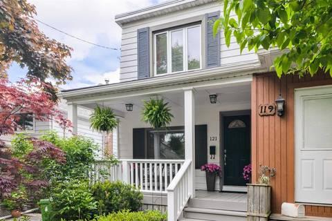 Townhouse for sale at 121 Wheeler Ave Toronto Ontario - MLS: E4479873