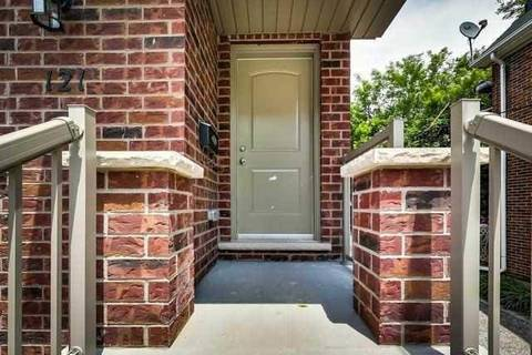 Townhouse for sale at 121 Young St Hamilton Ontario - MLS: X4448788