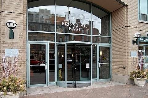 Apartment for rent at 109 Front St Unit 1210 Toronto Ontario - MLS: C4686879