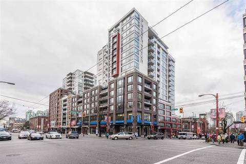 Condo for sale at 188 Keefer St Unit 1210 Vancouver British Columbia - MLS: R2345825