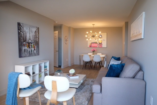 For Sale: 1210 - 400 Webb Drive, Mississauga, ON | 2 Bed, 2 Bath Condo for $498,800. See 15 photos!