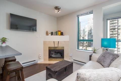 Condo for sale at 939 Homer St Unit 1210 Vancouver British Columbia - MLS: R2442869