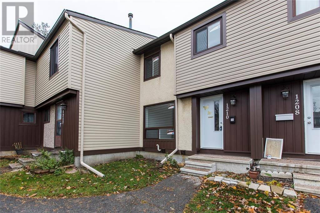 Townhouse for sale at 1210 Bethamy Ln Gloucester Ontario - MLS: 1174725