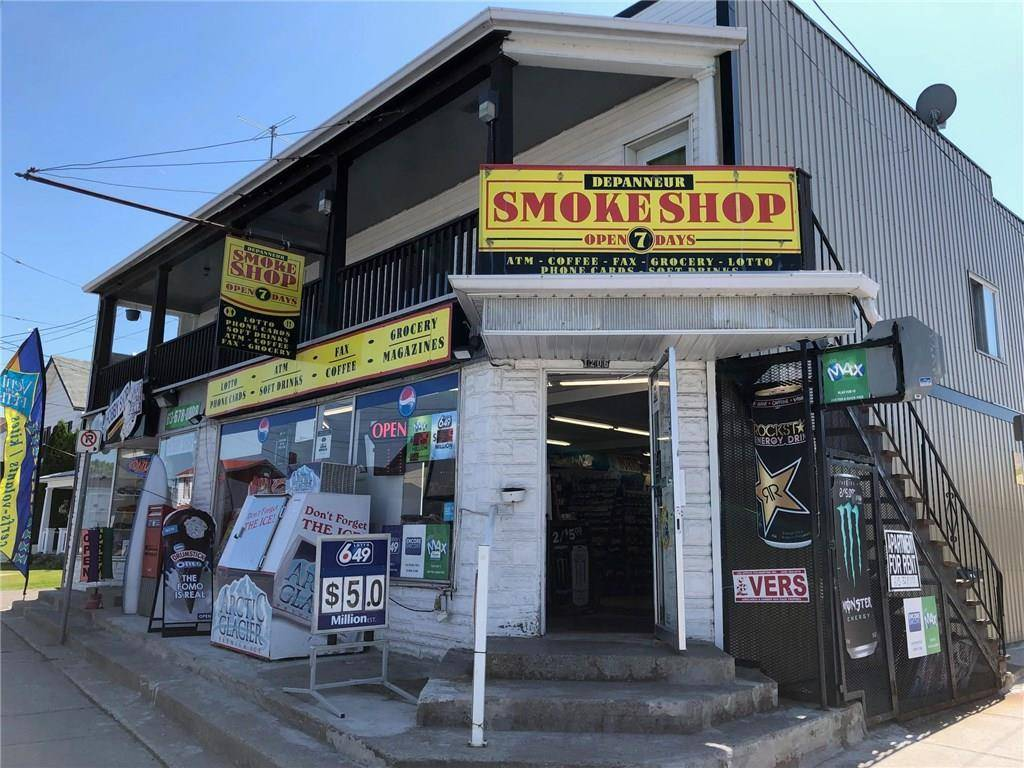 Commercial property for sale at 1210 Main St E Hawkesbury Ontario - MLS: 1166780