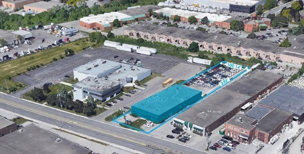 Commercial property for lease at 1210 Matheson Blvd Mississauga Ontario - MLS: W4732969