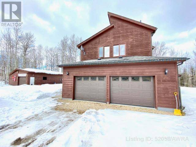 House for sale at 121005 Township Rd Whitecourt Rural Alberta - MLS: 52058