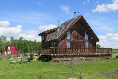House for sale at 121032 Twp Rd 740 Farm Hythe Alberta - MLS: A1008209