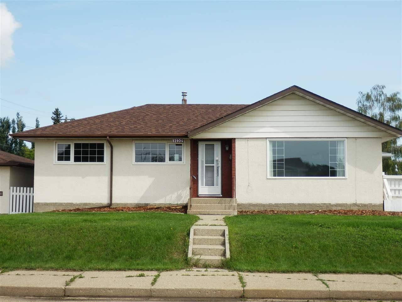 House for sale at 12104 131 Ave Nw Edmonton Alberta - MLS: E4162657