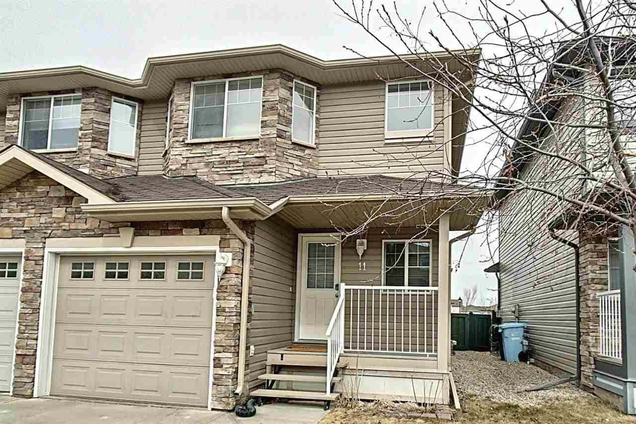 Townhouse for sale at 12104 16 Av SW Edmonton Alberta - MLS: E4209648