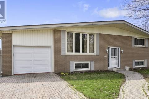 House for sale at 12105 Evergreen  Tecumseh Ontario - MLS: 19016606