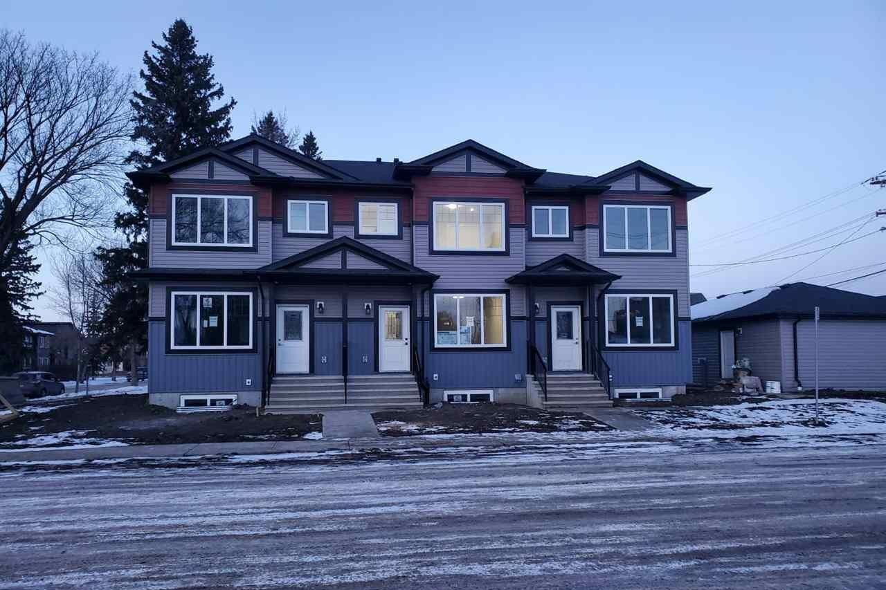 Townhouse for sale at 12106 120 Av NW Edmonton Alberta - MLS: E4225374