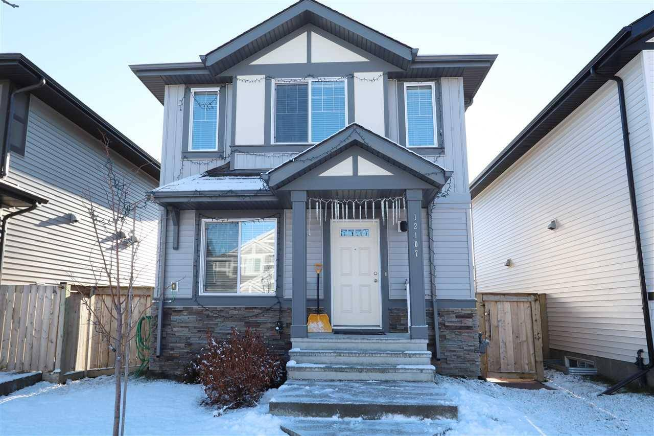 House for sale at 12107 167b Ave Nw Edmonton Alberta - MLS: E4180592