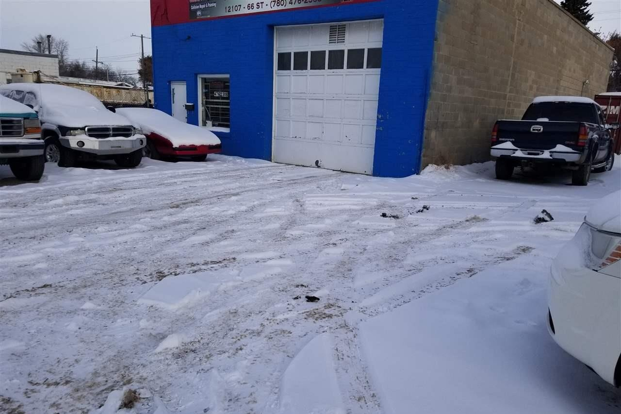 Commercial property for sale at 12107 66 St NW Edmonton Alberta - MLS: E4221675