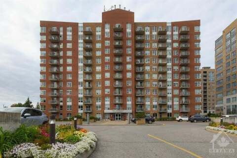 Condo for sale at 120 Grant Carman Dr Unit 1211 Ottawa Ontario - MLS: 1209631